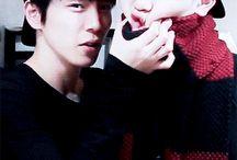 Himchan *^* <3 B.A.P <3