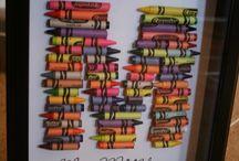 Craft with crayola