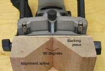 Tip and trick, Wood machinery