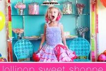 Styled Shoots I Love / Children's photoshoot inspiration