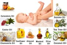 Oil for baby