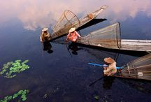 Charme de la Birmanie (Myanmar)