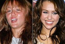 Celebs without make up / by Jumanthea Behr
