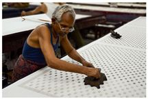 Hand-block printing in Rajasthan / All about hand block printing, hand-block printing technics, blocks carving