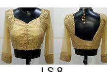 saree&blouse