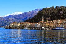 A road trip to Abbadia Lariana in Italy.