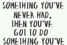 Transformation motivation