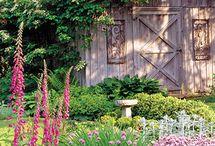 Accostamenti giardino