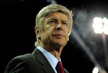 Arsene Wenger / by FootballStop.co.uk