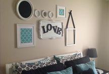 Clients  bedroom makeover