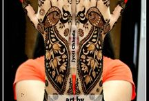 My Mehndi love
