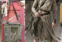 Rey Jedi Costume