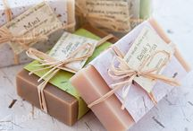 Soap packaging / by Michele Norman