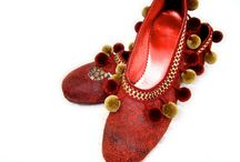 Carmen / Whoopie! These shoes tell the world you are ready to dance.
