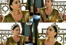 Gülbahar Sultan-Magnificent Century: Kösem / play by: Sibel Taşçıoğlu