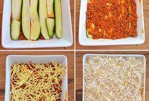 food my (vegetarian) husband might eat