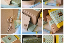 Gift Wrap & Pretty Packaging / by Katie Swick