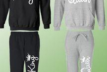 pijamas de novios