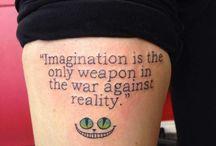 quotes/tattoos