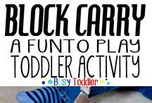 Toddler entertainment