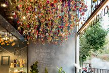 decoration project Sate Bali Restaurant, Seminyak, Bali
