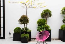 Outdoor spaces / Ideas for beautiful outdoor spaces