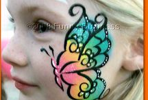 Face paint / by Lisa Bennett