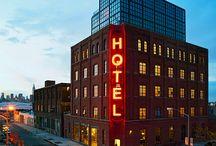Hotel / by Magenta G
