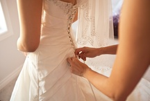 Wedding Dress / Them that transform all brides into perfect elegance ~ from focusproduction.ca
