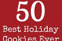 Holiday Cooking - cookies and more / Holiday cookies, Thanksgiving recipes, and other Holiday themed foods. / by Amanda Wong