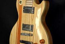 LED Guitars