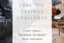PERSONAL FINANCE / Personal Finance Tips and Ideas for Saving Money, Paying Off Debt and achieving Financial Freedom