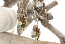 DIY Earrings   DIY Oorbellen / Inspiration for making your own earrings! Inspiratie om je eigen oorbellen te maken!