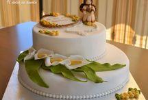 comunioni cake