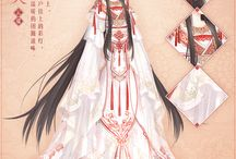 Ancient Chinese woman