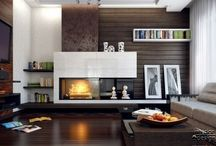 Fireplaces/Lounge Room
