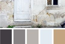 Paint Colors / by Ginnie Cummo