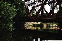 bridges / by Cindy Arnold
