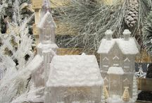 Christmas - Sparkling Crystals / Christmas Decoration