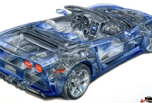 Vehicle Cutaways