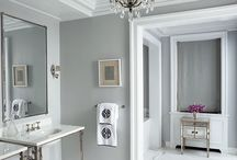 bathrooms / by Jennifer Berg