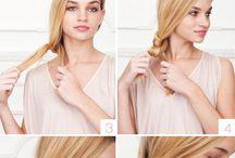 Hair / Cute & Easy
