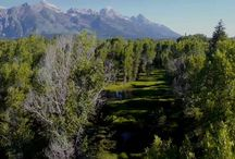 Our Current Land Listing Videos / Videos for developable land for sale in Jackson Hole, Wyoming.