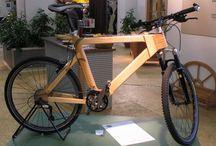 Biciclete Lemn