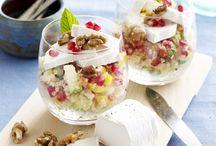 Quinoa en Couscous Salade