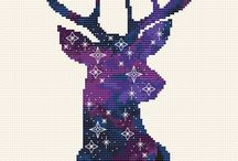 Cross stitch/kanaviçe