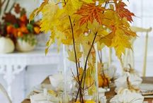 Autumn Weddings  / Autumn Season