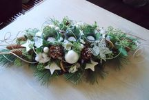 Kerst - groen decoratie