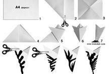 papir szépségek
