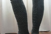 Crochet Socks!!